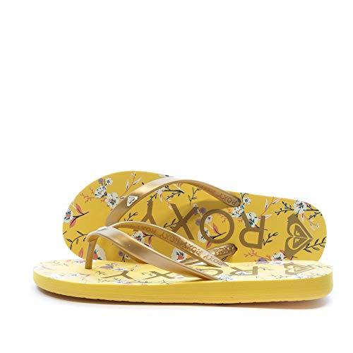 Roxy Tahiti - Flip-Flops - Sandalen - Frauen - EU 40 - Gelb