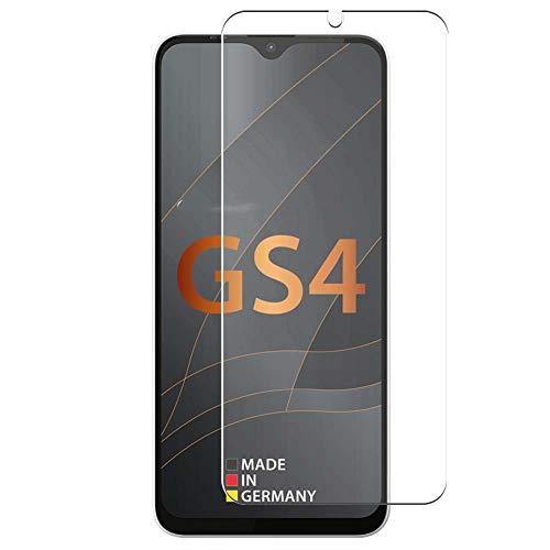 Vaxson 3 Stück Schutzfolie, kompatibel mit Gigaset GS4, Bildschirmschutzfolie TPU Folie [ nicht Panzerglas ]