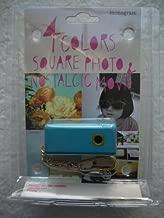 Pocket Digital Lomo Camera with Keychain SQ30m - Navy