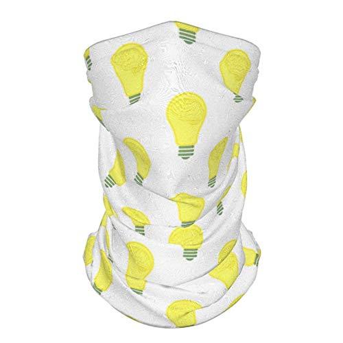 Funny Vute Bufanda de cuello unisex, multifuncional, protección contra el viento, protección UV, lavable y reutilizable, apto para deportes al aire libre, senderismo, escalada, ciclismo