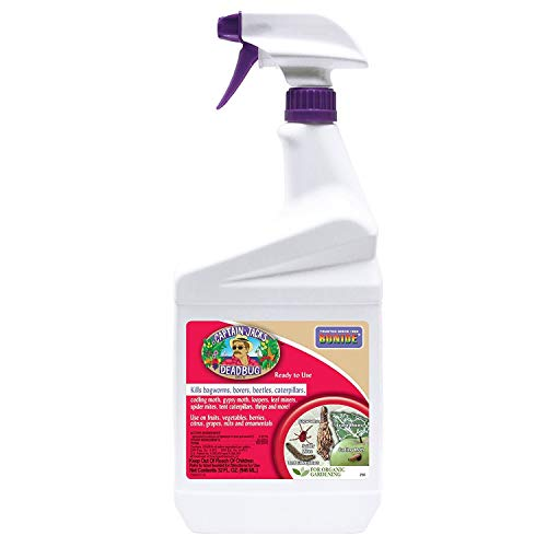 Bonide Products 250 Ready-to-Use Captain Jack Insect Spray, 32 Fl Oz (2, 32 Fl Oz)