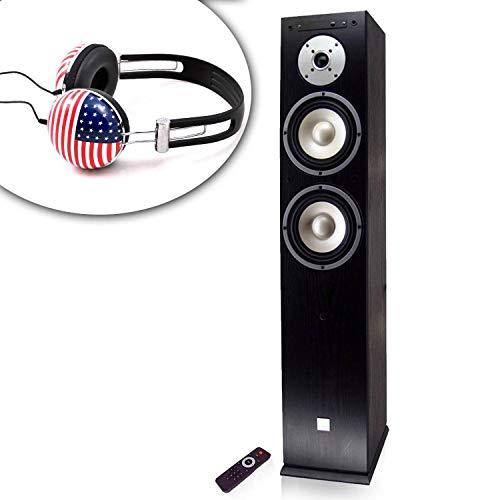 Spalte koda-center USB/SD & Bluetooth–/60W + Kopfhörer soundlab-a081USA