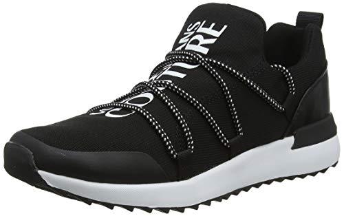Versace Jeans Shoes, Sneaker Uomo, Nero (899+003 M60), 41 EU