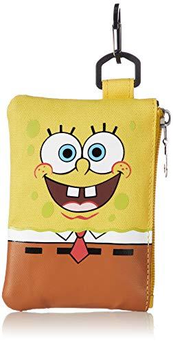[スポンジ・ボブ] Spongebob スポンジボブ パスポーチ ICカードケース MSB-045 スポンジボブ(MSB-045)
