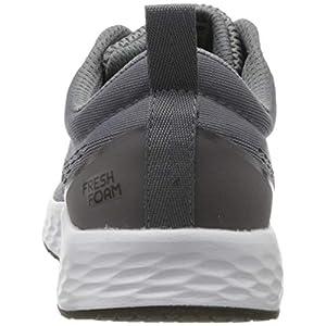 New Balance Men's Fresh Foam Arishi V3 Running Shoe, Gunmetal/Steel, 10.5 X-Wide