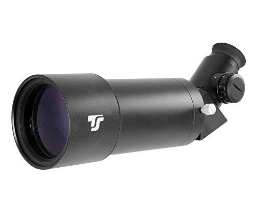TS-Optics 10x60 mm Sucher und Guidescope mit beleuchtetem Fadenkreuzokular, B1060Vario