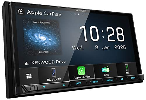 KENWOOD DMX-7520DABS - Autorradio Multimedia 2 DIN
