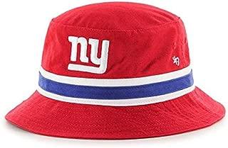 '47 Brand Striped Bucket Hat - NFL Gilligan Fishing Cap