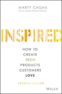 Inspired: How to Create Tech Products Customers Love (1119387507) | Amazon price tracker / tracking, Amazon price history charts, Amazon price watches, Amazon price drop alerts