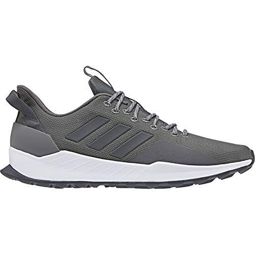 adidas Questar Trail Shoe - Mens Trail Running 7 Grey/Trace Cargo