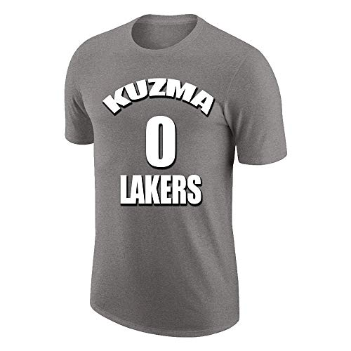 W&F Kyle Kuzma # 0 Camiseta para Hombre Divertida Algodón...