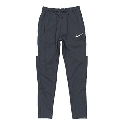 Nike Dri-Fit Academy 839365 - Pantalones de Fútbol para Niños, Verde (Seaweed/Seaweed/Blanco/Blanco), talla del fabricante: XL