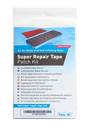 Ruban réparation super adhésif - Repair Tape - Kit de patch - 7 pcs