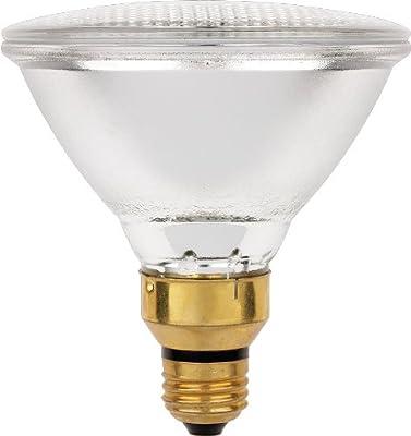 Westinghouse 3684000, 38 Watt 550 Lumen PAR38, 30° Beam 1000 Hour 120 Volt Halogen Light Bulb