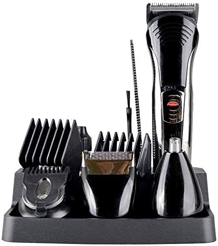 HTDHS Tchippers de cheveux pour hommes Multifonctionnel Multifonctionnel Electric Hair Clipper Rasoir Nez Coupe-cheveux Coupe-cheveux Professionnel Cordon Cordon Cordon Tondeuse Pour Hommes Femmes Enf