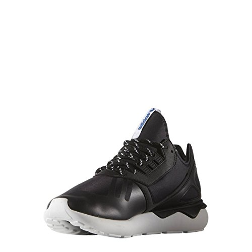adidas Herren Tubular Runner High-Top, Schwarz (Core Black/Core Black/FTWR White), 44 2/3 EU