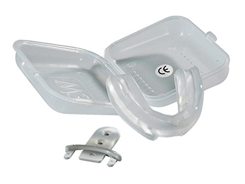 Kwon Zahnschutz Professional CE Farbe: Transparent, Grösse: Senior