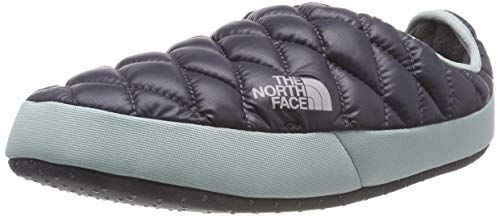 The North Face Edgewood, Herren Hausschuhe, Blau (Shiny Blackened Pearl/Blue Haze), XS (38 EU)