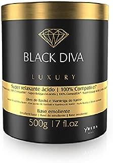 Base Emoliente Black Diva, 500 g, Ybera Paris