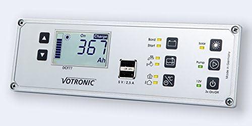 Votronic 5744 Vpc Merkur Kombipanel Einbau Elektronik