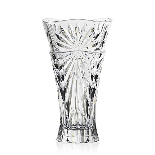Sconosciuto Vase RCR Oasis en Verre Cristal 30 cm