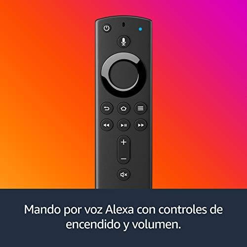 Amazon Fire TV Stick reacondicionado certificado con mando por voz Alexa | Reproductor de contenido multimedia en streaming miniatura