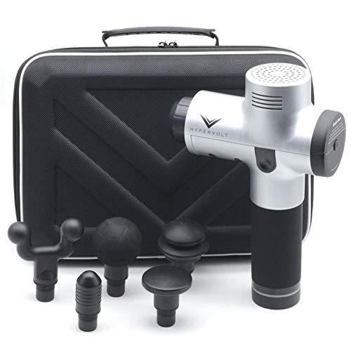 hinffinity Sac de transport portable pour appareil de massage Hyperice Hypervolt - Étanche et résistant aux rayures - Boîte de rangement pour pistolet de massage Hyperice et Hypervolt