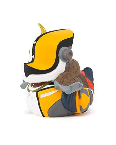 TUBBZ Destiny Lord Shaxx Collectible Rubber Duck Figurine – Official Destiny Merchandise – Unique Limited Edition Collectors Vinyl Gift