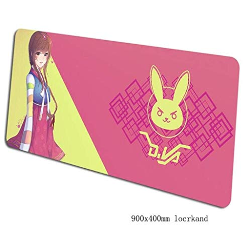 Gaming Mouse Pad Grande Alfombrillas Ratones OW Overwatch