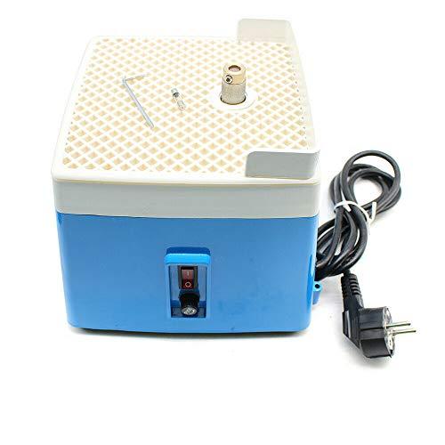 Lijadora automática de agua, mini lijadora eléctrica de escritorio, 65 W, 220 V, 4200R/min, para lijar vidrio, cerámica