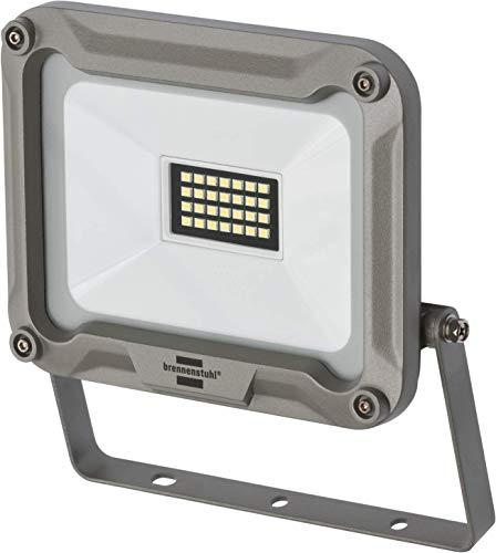 Brennenstuhl LED Strahler JARO 2000 / LED-Leuchte für außen (LED-Außenstrahler zur Wandmontage, LED-Fluter 20W aus Aluminium, IP65)