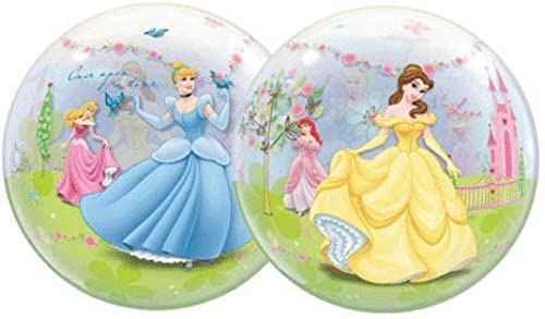 Bubbles Folienballon Prinzessin Traumland ca. 56 cm