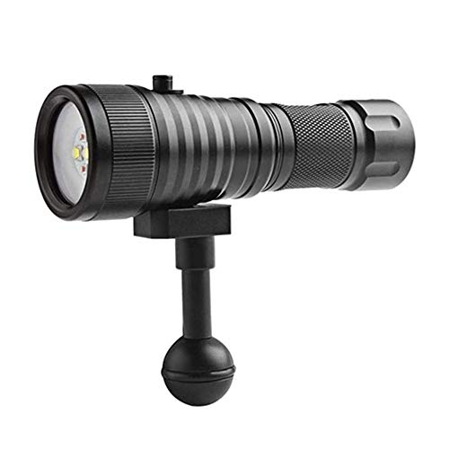 HANHANDIAN LED Tactical Flashlight Water Resistant Military Grade ,Function Ultra Bright Torchr, Floating Handheld Flash Lights