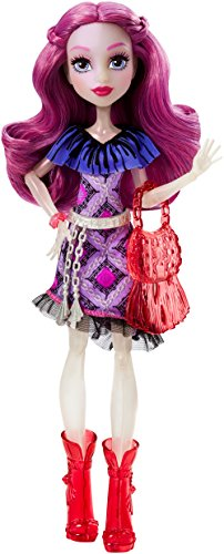 Mattel Monster High DPL86 - Todschicke Monsterschülerin Ari Hauntington