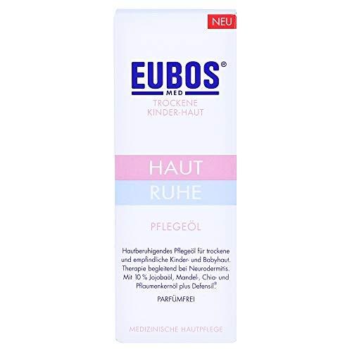 EUBOS KINDER Haut Ruhe Pflegeöl 100 Milliliter
