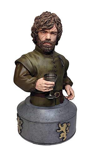 Juego de Tronos- Figura-Réplica Busto Tyrion Lannister, Multicolor (Dark Horse AUG170093)