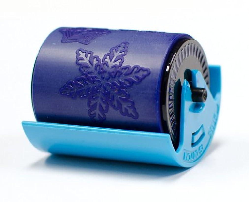 PLUS Decoration Roller Refill Snowflakes