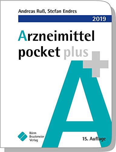 Arzneimittel pocket plus 2019 (pockets)