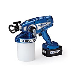 Graco TC Pro II Airless Paint Sprayer - Spraying Paint Made Easy