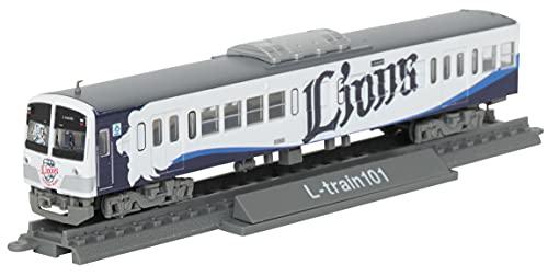 鉄道コレクション 鉄コレ 西武鉄道101系 展示車両 L-train101 ジオラマ用品 (メーカー初回受注限定生産)