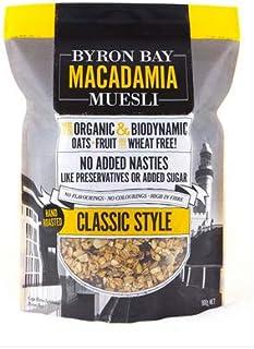 Byron Bay Organic Classic Style Macadamia Muesli, 450 g