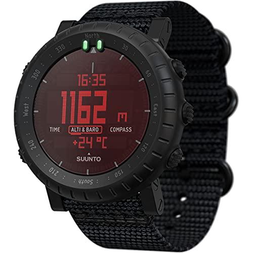SUUNTO Herren SS050504000 Armbanduhr, Stealth