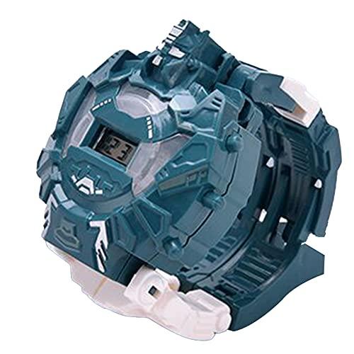 Funming Kinder-Armbanduhr mit Roboterbewegung für Roboter, elektronische Uhr,...
