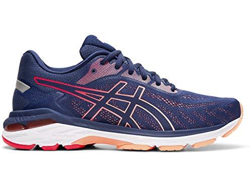 ASICS Women's Gel-Pursue 5 Running Shoes, 9M, Blue Expanse/Laser Pink