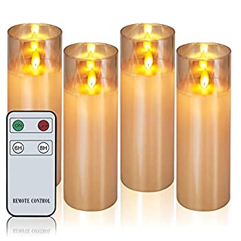 Best moving wick flameless candles Reviews
