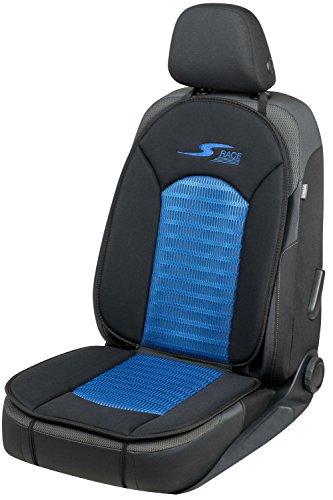 Walser Car Comfort Autositzaufleger, Sitzaufleger S-Race (Blau)
