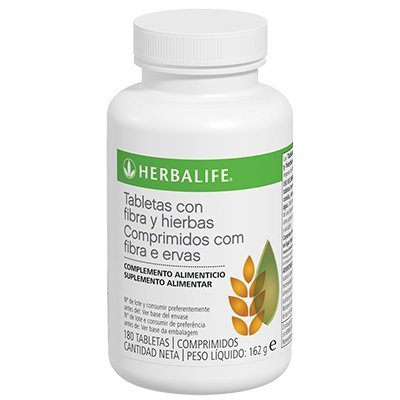 herbalife fiber and herbs- 180 capsules