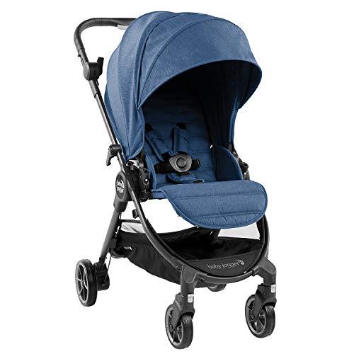 Baby Jogger City Tour LUX poussette, légère/pliable/portable, iris