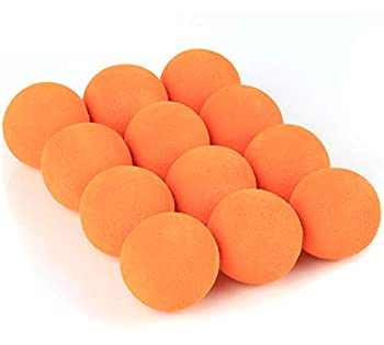Kiddie Play TM Power Popper Foam Balls Refills  Orange