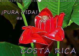 !Pura Vida! au Costa Rica 2020: Costa Rica - un pays merveilleux avec une nature magnifique (Calvendo Nature) (French Edition)